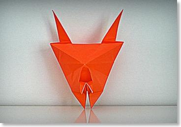 halloween senbazuru vid os pour apprendre l 39 origami. Black Bedroom Furniture Sets. Home Design Ideas