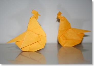 animaux senbazuru vid os pour apprendre l 39 origami. Black Bedroom Furniture Sets. Home Design Ideas